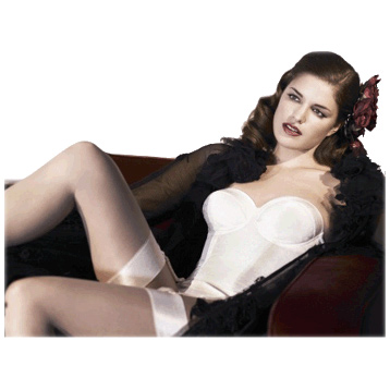 Love Affair Padded Strapless Basque