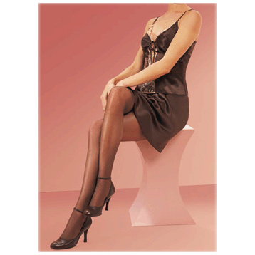 Sun Satin 15 Tights