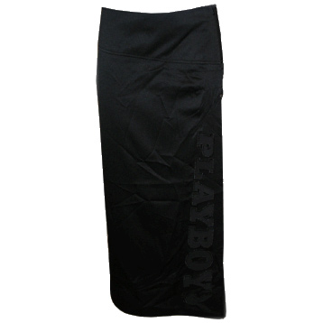 Long Skirt with Side Split