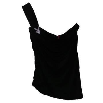 Asymmetric One Strap Top