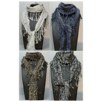 Crochet High Fashion Scarf