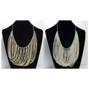 Chain Loop Necklace