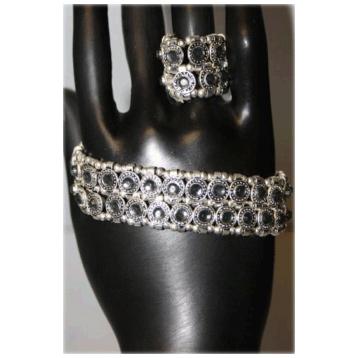 Ring & Bracelet Set